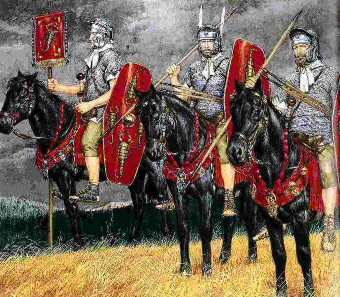 Jízdní pretoriáni