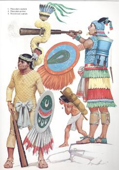 Tlaxcalan infantry