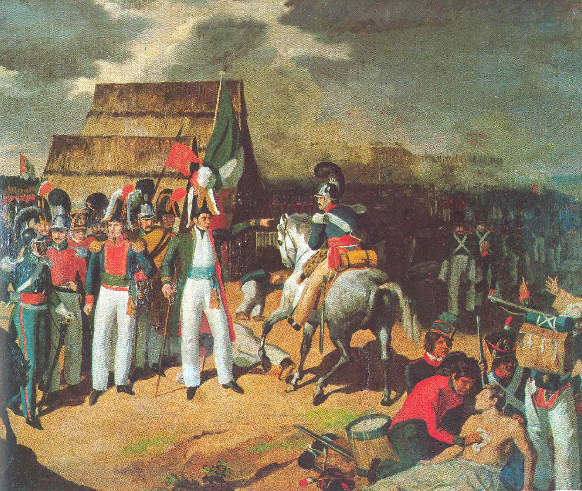 a history of mexicos independence from spain Mexican independence in new spain  ngo 1 thao ngo mrs franco ap us history 19 october 2014 independence from great britain in 1763.
