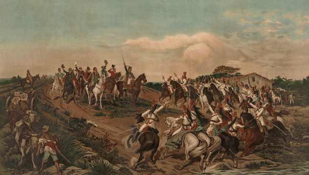 military history of latin america