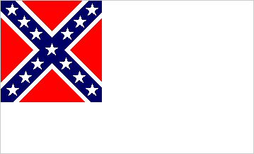 rebel national flag 1863 - 5