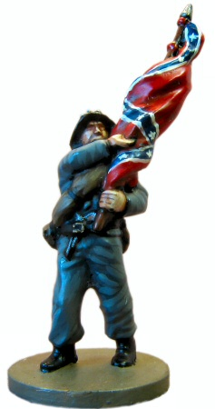 Dixie flagbearer