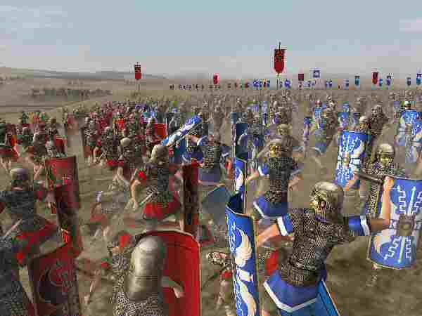Image result for roman civil war