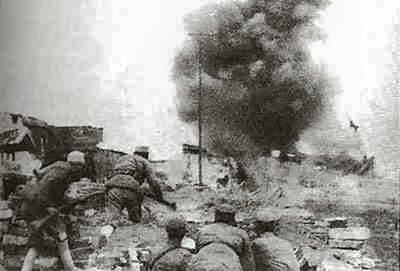 Battle of Changde 1943