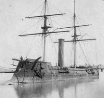 The CSA ship Stonewall was sold to Japan in 1865