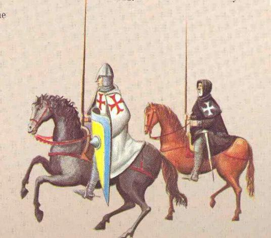 German crusaders of C12