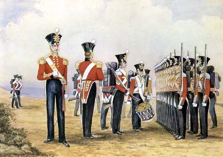 Kings Regt 1841