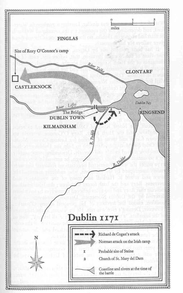 battle of Dublin 1171