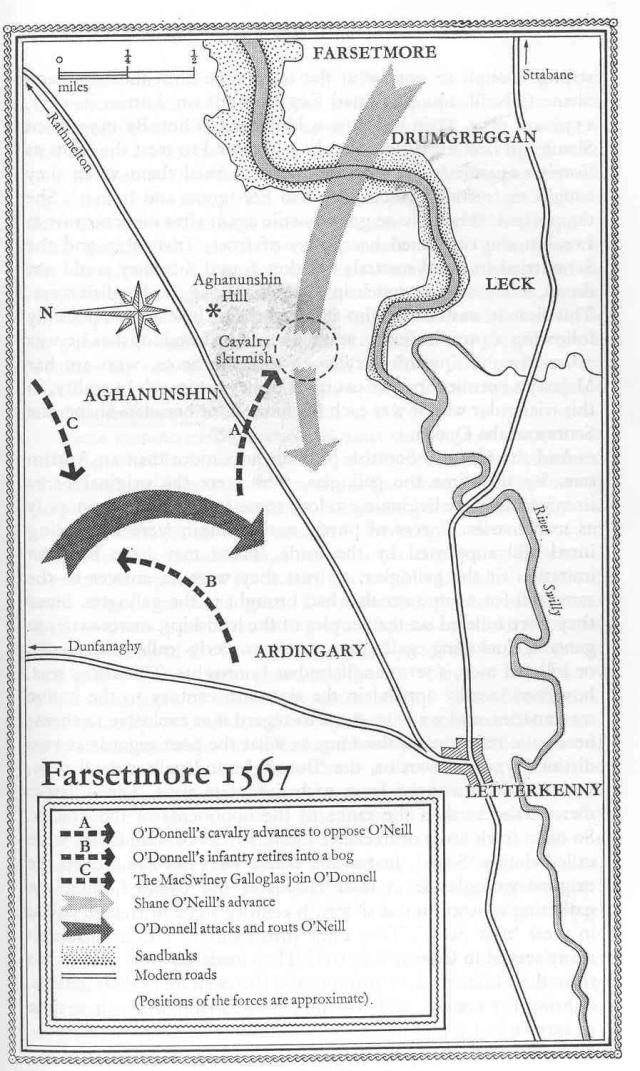 battle of Farsetmore