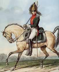 French dragoon 1815