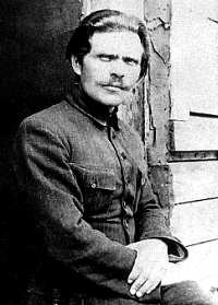 Nestor Makhno the Ukrainian Green