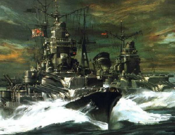 Japanese cruisers WW2