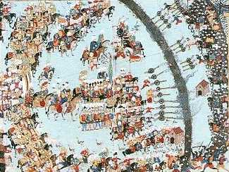battle of Hacova 1598