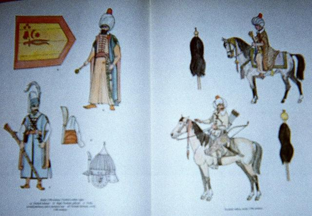 C17 Janissaries and Spahis