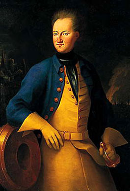 King Charles XII vied with Gustav Adolf as Swedens most famous warrior