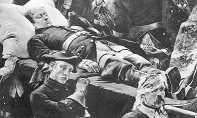 Charles XII was shot before a Norwegian fort - possibly by a Swede, since his interminable warfare became very unpopular