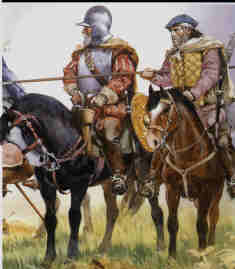 Reivers of the C16