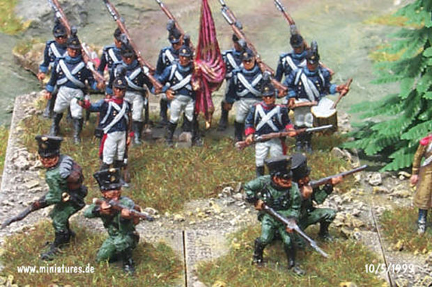 Wurrtemberg troops 1811-15