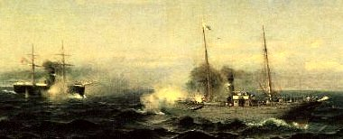 Black Sea action 1877